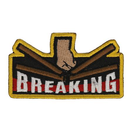 Achievement Patch: Breaking (Belt Achievement Patches)