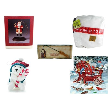 Christmas Fun Gift Bundle [5 Piece] - Hallmark Ornament Display Stand - Splendid! By Nygala 40