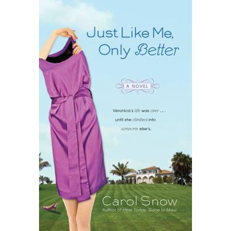 Just Like Me, Only Better - eBook
