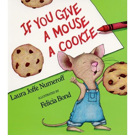 If You Give... Books (Paperback): If You Give a Mouse a Cookie Big Book (Paperback) - It's Halloween You Fraidy Mouse Book