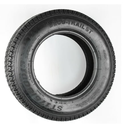 Trailer Tire ST175/80D13 175/80 D 13 B78-13 Load Range C High Speed Boat