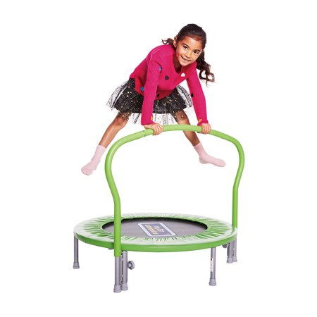 My First Trampoline Mini Trampoline, Lime Green