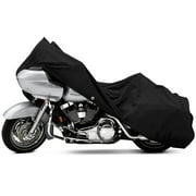 North East Harbor Motorcycle Bike Cover Travel Dust Storage Cover For Harley XL 883 Hugger Sportster