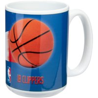 LA Clippers 15oz. Team 3D Graphic Mug