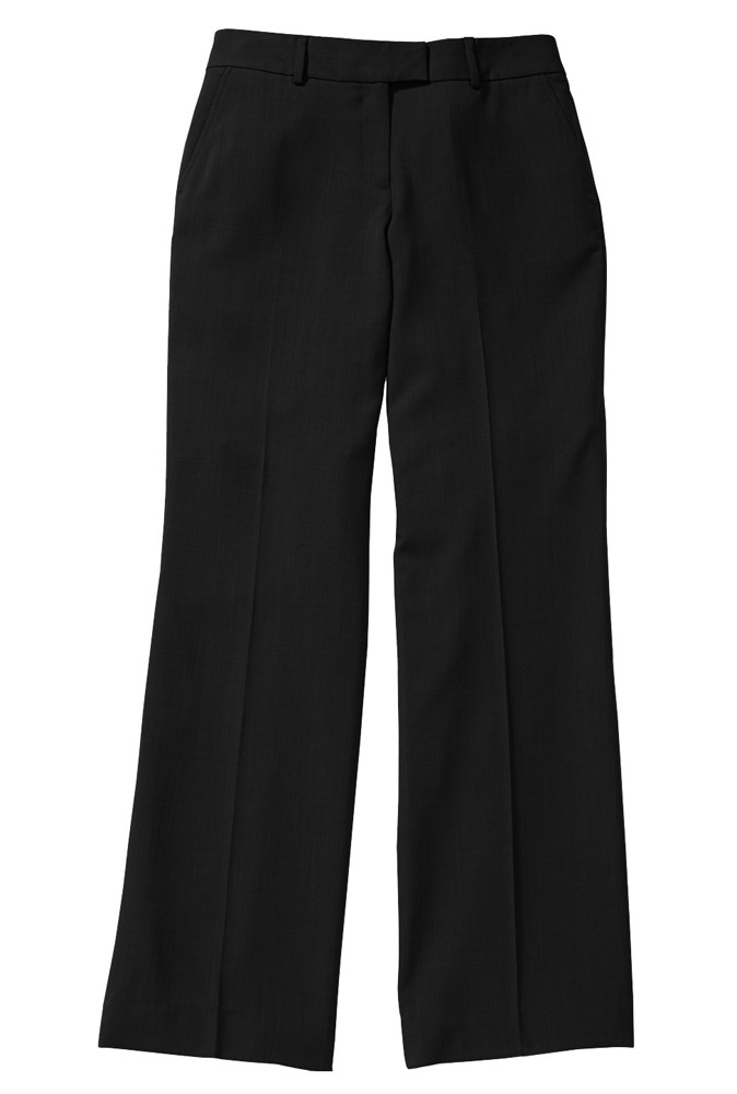 Edwards 8760 Women's Mid-Rise Dress Pants