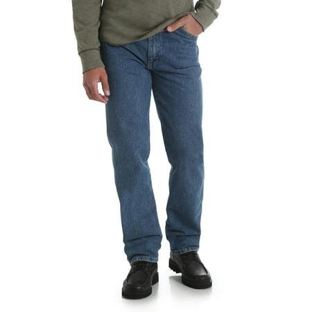Rustler Men's and Big Men's Regular Fit Jeans