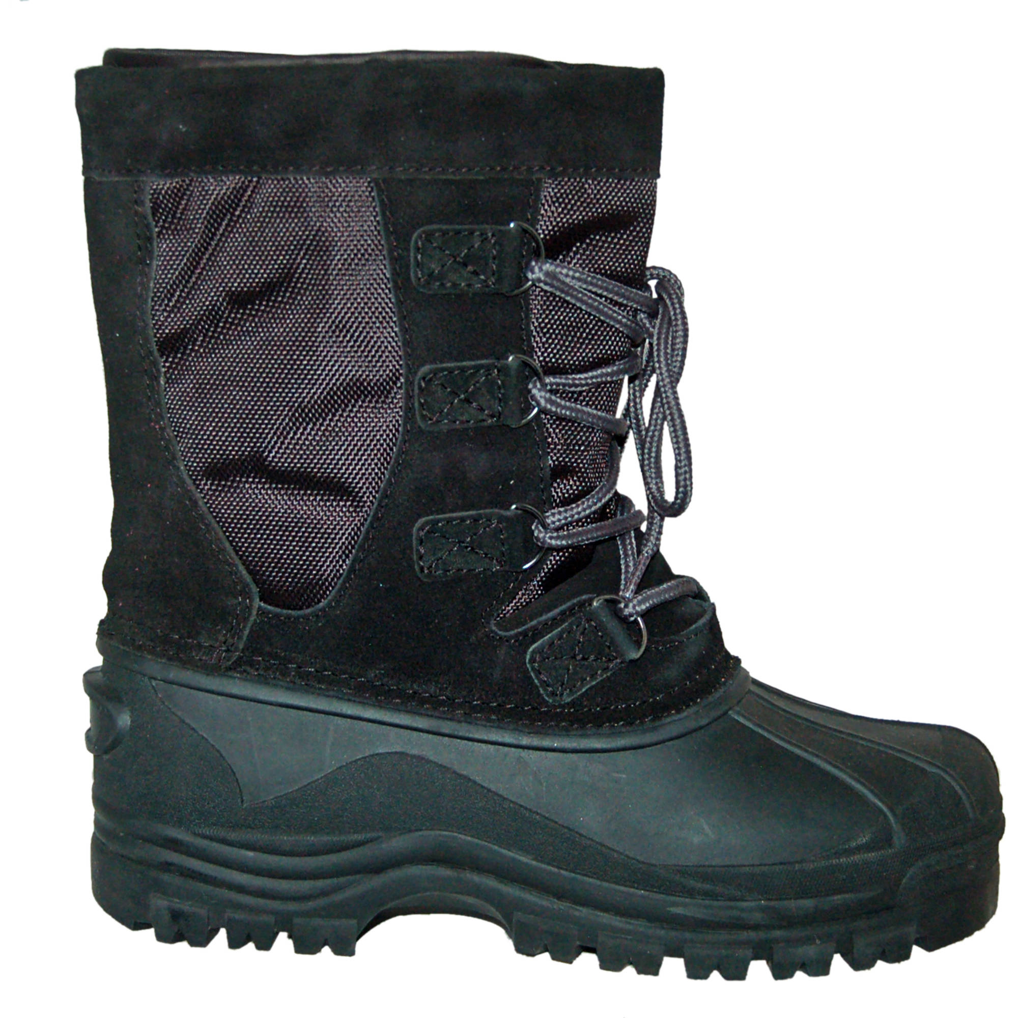 Women's Berry Lace-up Winter Boot