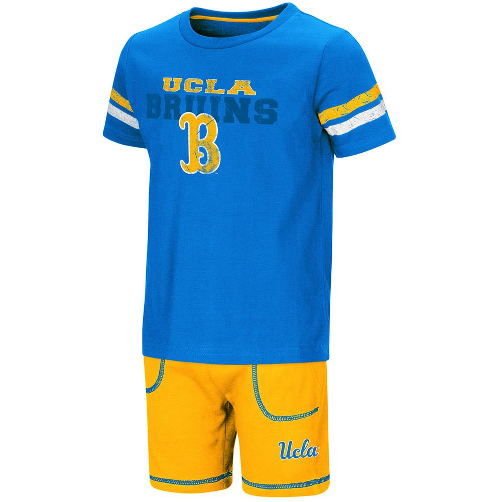 Toddler UCLA Bruins Short Sleeve Tee Shirt and Shorts Set - 2T