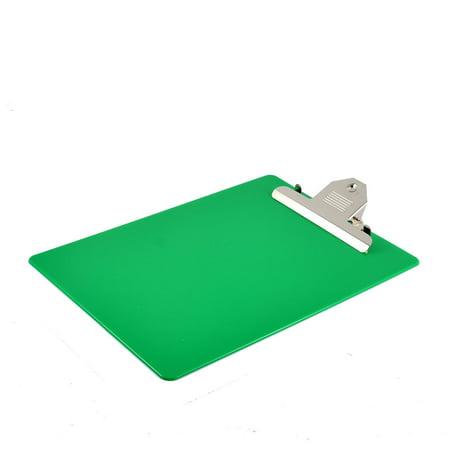 Office Plastic A4 Paper File Clamp Board Clipboard Green 315 x 230mm](Santa Beards For Sale)