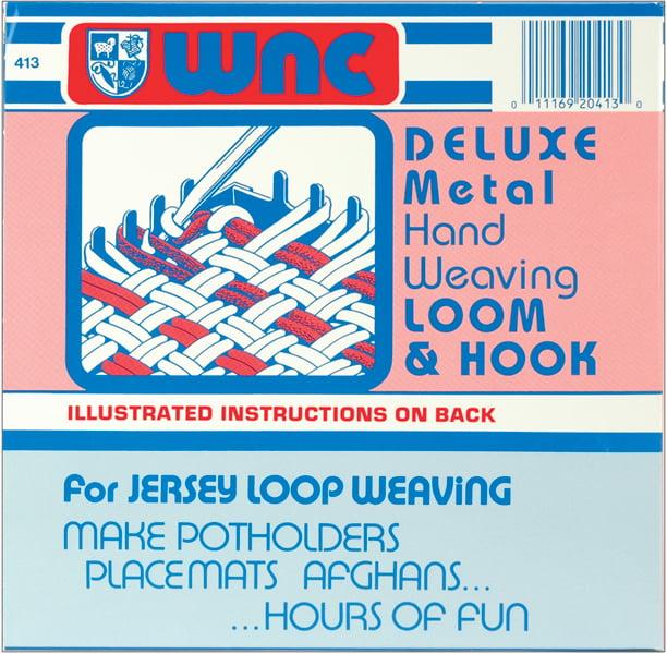 Hand Weaving Loom /& Hook- 427