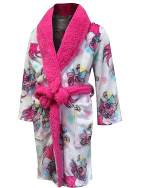 Trolls Movie Princess Poppy Fleece Robe