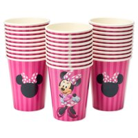 American Greetings Minnie Mouse 9 oz. Paper Cups, 30-Count
