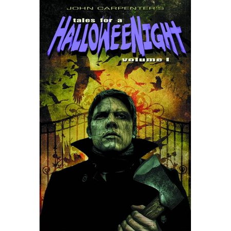 Halloween Night Clubs London (John Carpenter's Tales for a Halloween Night)