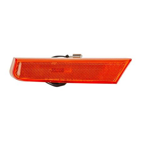 TYC 18-5840-00-1 Left Side Marker Light for 2002-2004 Nissan Xterra NI2550140