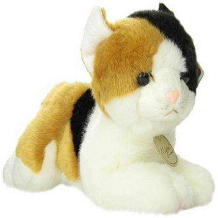 Aurora World Miyoni Calico Cat Plush, 11