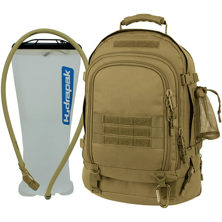 Mercury Tactical Gear Tac Pac With Bladder Walmart Mesmerizing Tactical Gear Display Stand