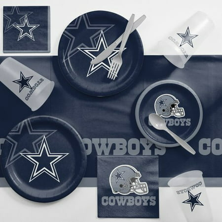 Dallas Cowboys Game Day Party Supplies Kit](Magnolia Hotel Dallas Halloween Party)