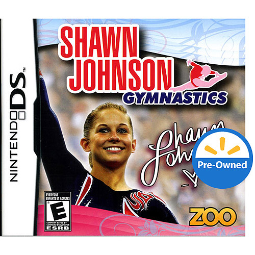 Shawn Johnson Gymnastics  (DS) - Pre-Owned