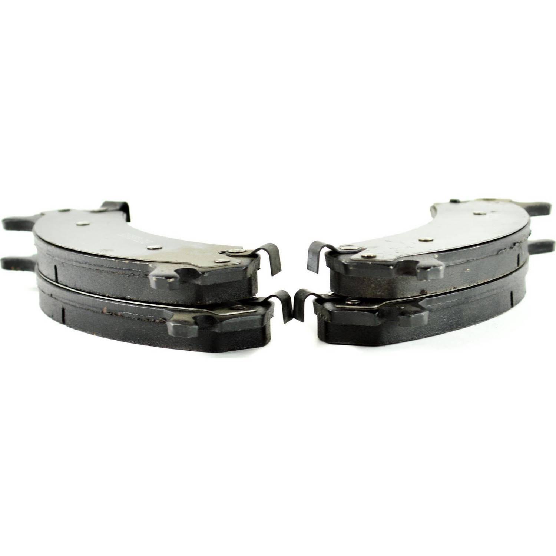Pro Braking PBK7711-WHT-BLA Front//Rear Braided Brake Line White Hose /& Stainless Black Banjos