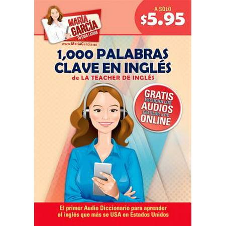 1,000 Palabras Clave del Ingles : Domina El Ingles Que Mas Se USA En Estados - En Estados Unidos Halloween