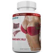 Bust X-Large Breast Enlargement, Breast Enhancer, Bust Enhancement Pills - Enjoy Larger, Fuller