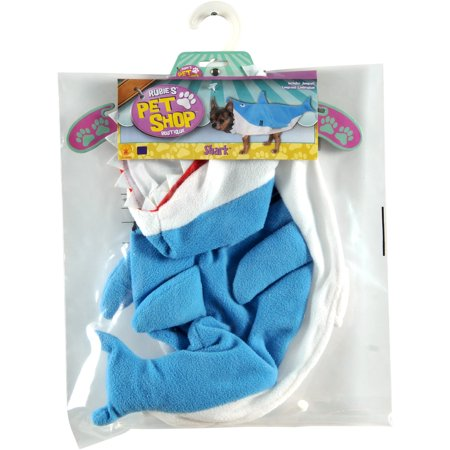 Pet Shark Costume (Rubie's Shark Pet Costume - Extra)