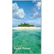 2021 Beaches Pocket Planner