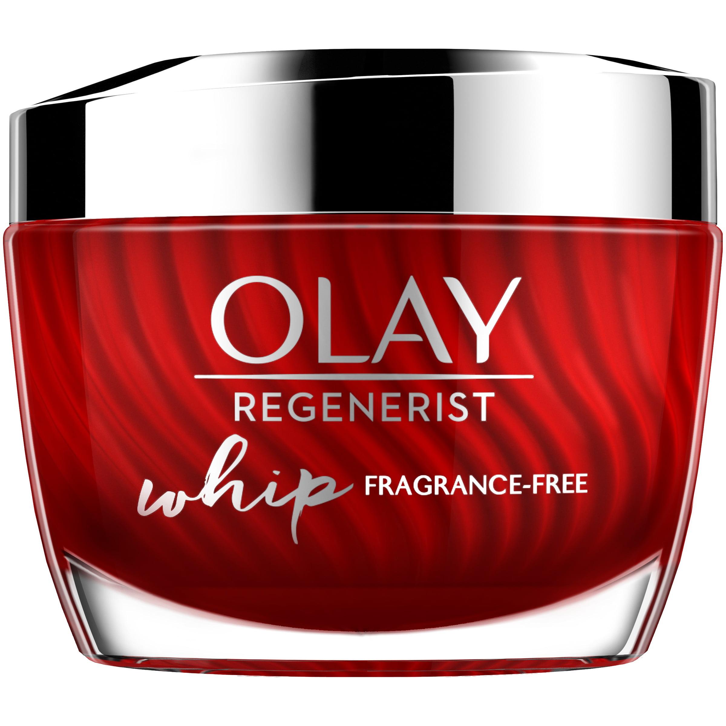 Olay Regenerist Whip Face Moisturizer Fragrance Free 1.7 oz