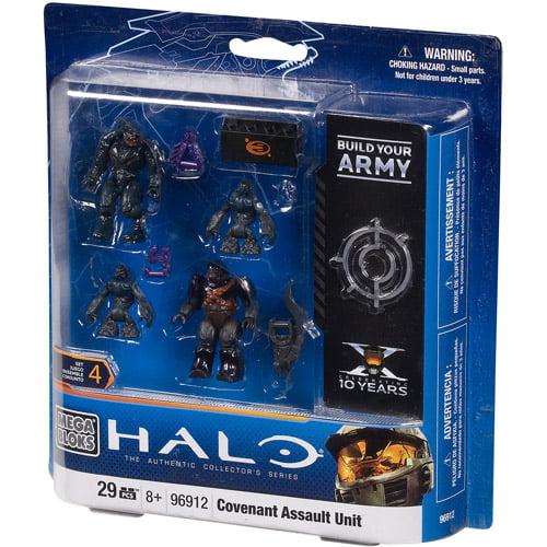 Mega Bloks Halo Covenant Assault Unit Playset by Mega Brands