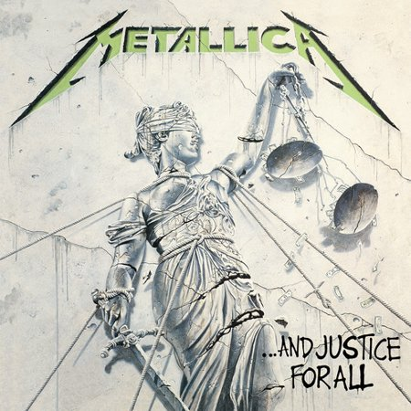 Ncaa Heavy Duty Vinyl - And Justice For All (Vinyl) (Remaster)