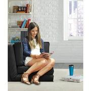 Urban Shop Flip Corner Chair, Multiple Colors