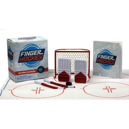 Finger Hockey : No Poke Checking!
