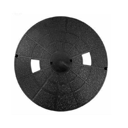 Deck Lid for Bermuda Gunite and Vinyl Liner Pool Skimmers, Black