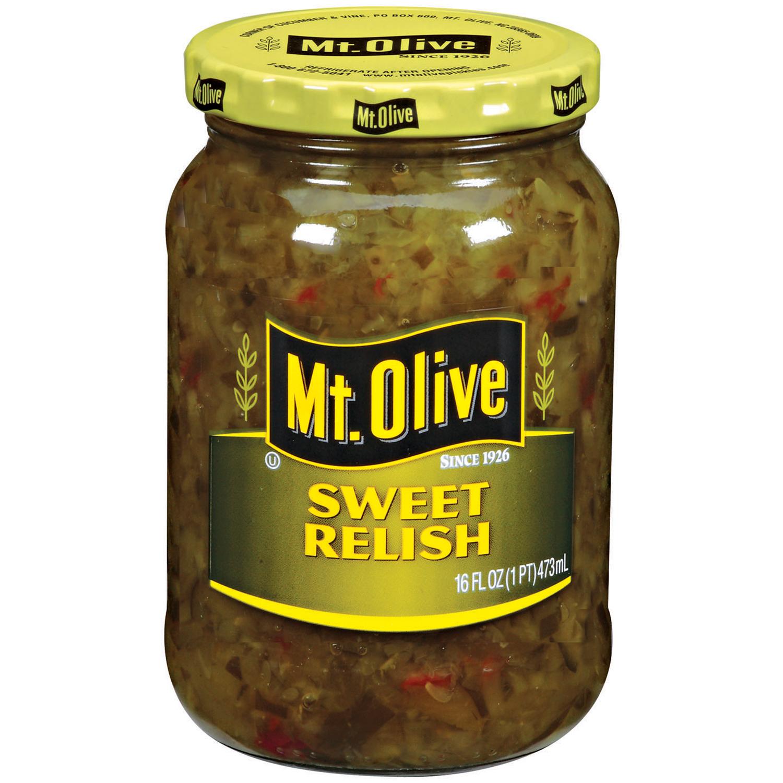 Mt. Olive Sweet Relish 16 fl. oz. Jar