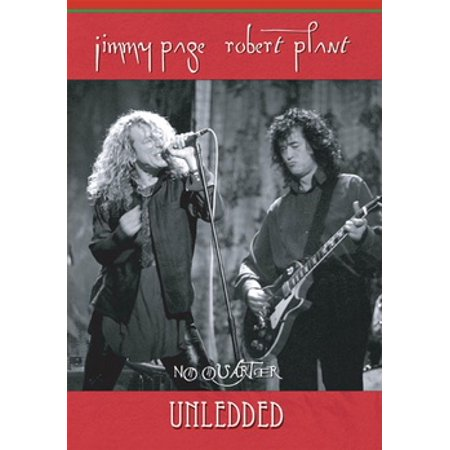 Jimmy Page & Robert Plant: No Quarter (DVD) (Tool No Quarter Halloween)