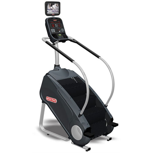 Star Trac E-SMi Stairmill with Personal Viewing Screen