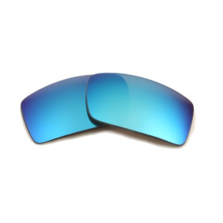 SEEK Replacement Lenses Compatible with RAY BAN 4057 Polarized Blue Mirror