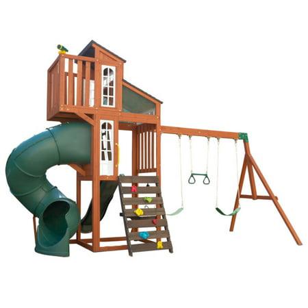 KidKraft Austin Swing Set/Playset