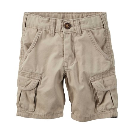 OshKosh B'gosh Big Girls' Cargo (Oshkosh Girls Shorts)