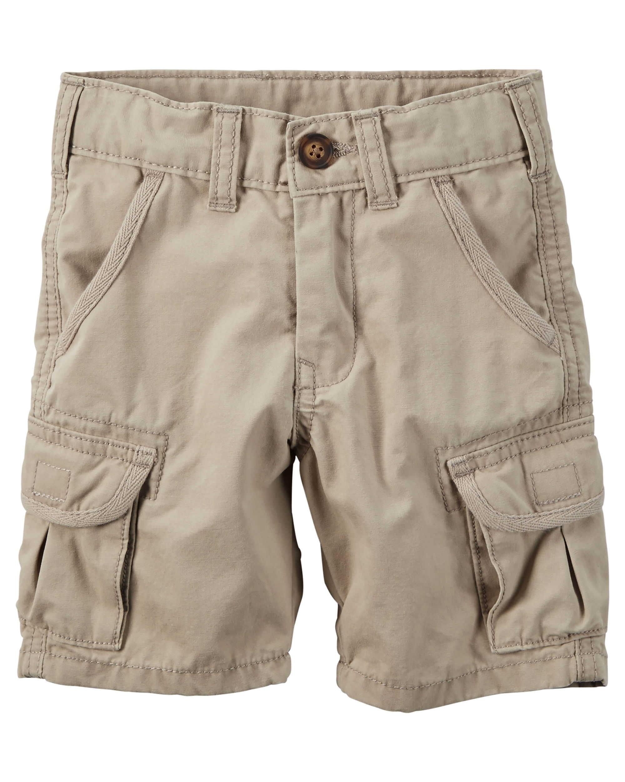 OshKosh B'gosh Big Girls' Cargo Shorts