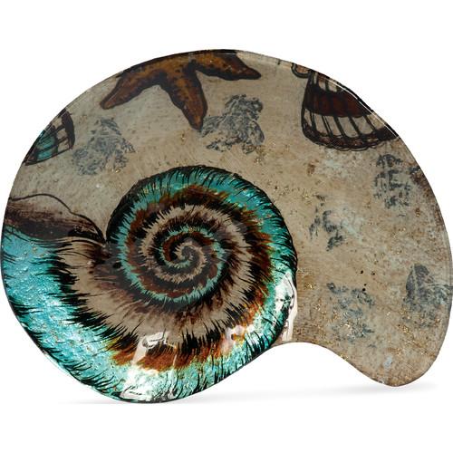 Angelstar Seashore Shell Plate (Set of 3)