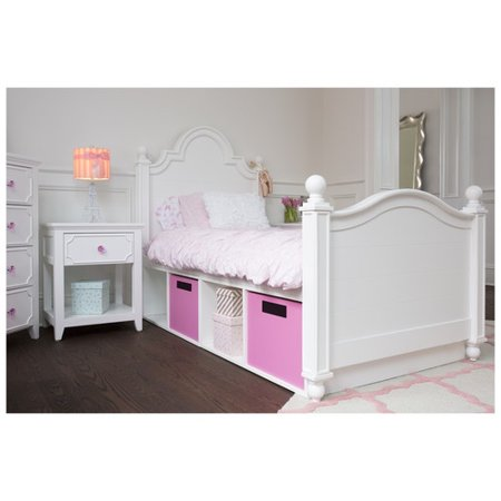 Craft Twin Panel Bed Storage