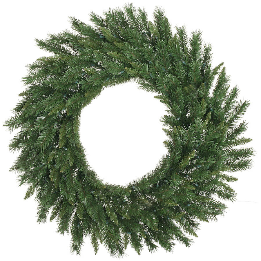 "Vickerman 48"" Imperial Pine Wreath 300 tips"