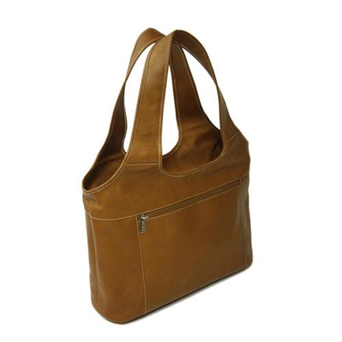 Piel Leather Laptop Hobo Bag - Walmart.com