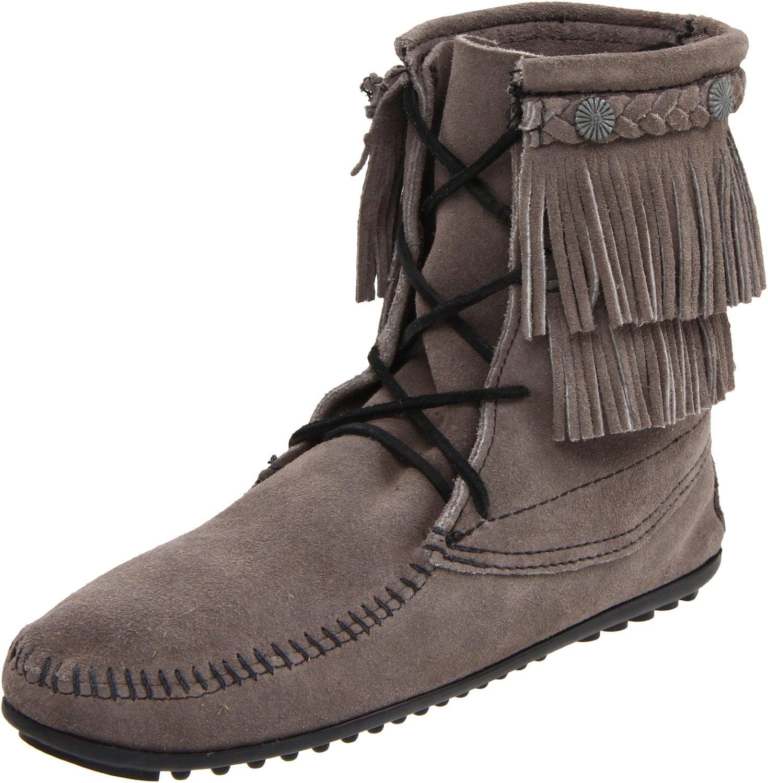 Minnetonka Women's Ankle Hi Tramper Boot by Minnetonka Moccasin Company, Inc.