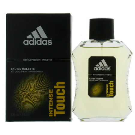 Adidas Mens Edt Spray - Adidas Intense Touch by Adidas for Men - 3.4 oz EDT Spray