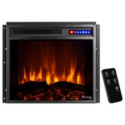 "e-Flame USA Jackson 25"" x 21"" Insert LED Electric Fireplace"
