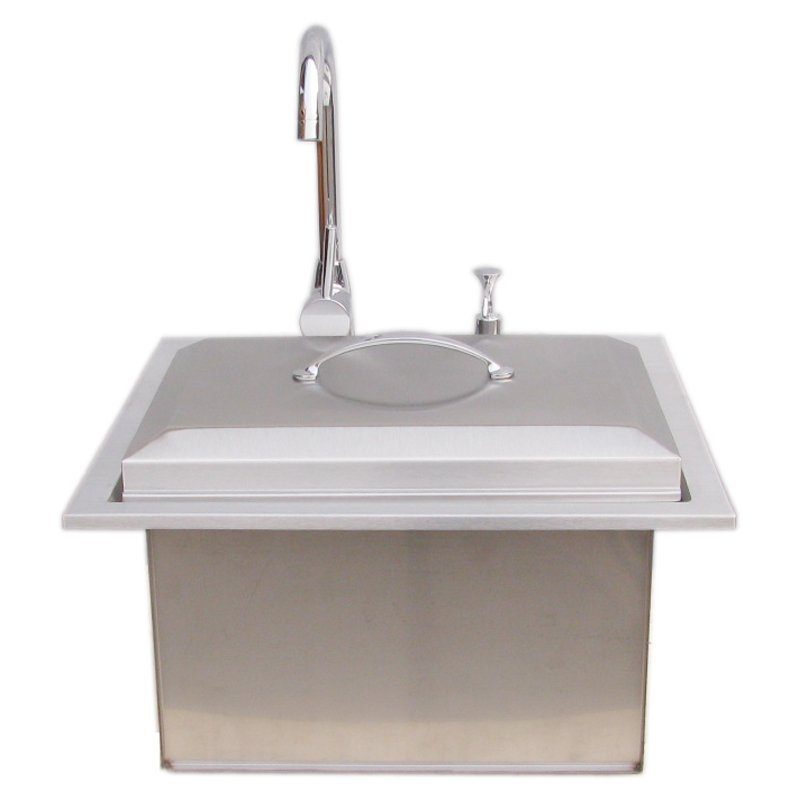 Etonnant Sunstone Grills 10 In. Deep Sink Basin