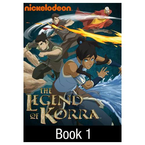 The Legend of Korra: Book 1 - Air (2012)