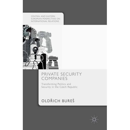 Private Security Companies - eBook